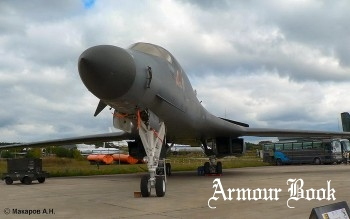 B-1 Lancer [Walk Around]