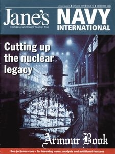 Jane's Navy International Vol.111 No.10