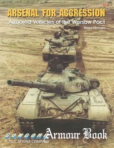 Arsenal for Aggression: Armored Vehicles of the Warsaw Pact [Concord 2017]