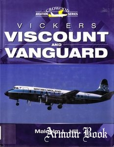 Vickers Viscount & Vanguard [Crowood Aviation Series]