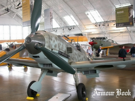 Bf-109E [Walk Around]