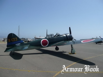 Mitsubishi A6M3 Type 22 Zero [Walk Around]