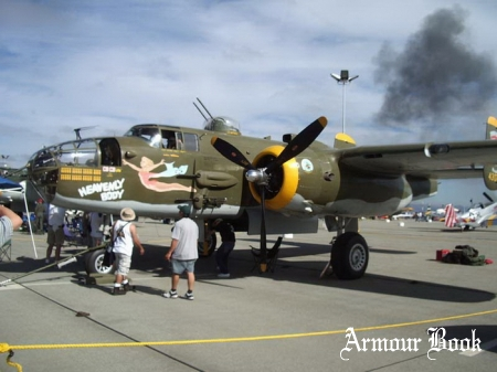 North American B-25J Mitchell [Walk Around]