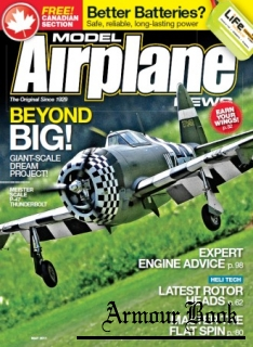 Model Airplane News - May 2011