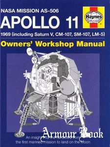 NASA Mission AS-506 Apollo 11 [Haynes]
