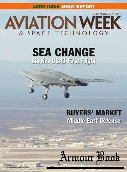 Aviation Week & Space Technology 14-02-2011