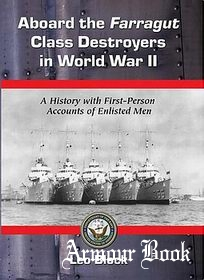 Aboard the Farragut Class Destroyers in World War II [McFarland 2009]