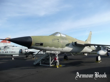 Republic F-105D-31RE Thunderchief [Walk Around]