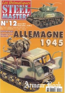 Allemagne 1945 [Steel Masters Thematiques №12]