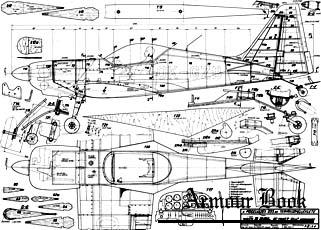 Чертежи авиамодель своими руками