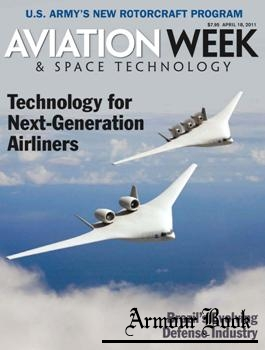 Aviation Week & Space Technology 18-04-2011