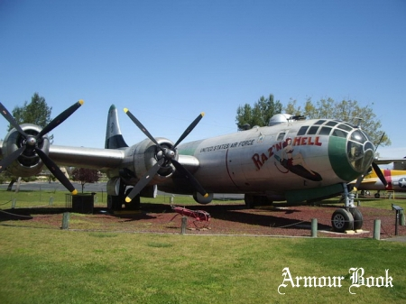 Boeing B-29A-75-BW Superfortress [Walk Around]