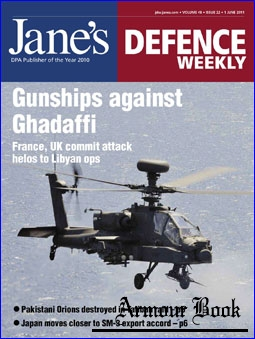 Jane's Defence Weekly 01.06.2011