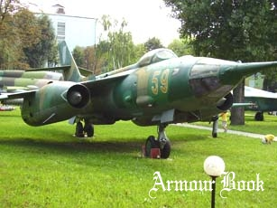 Yakovlev Yak-28PP [Walk Around]
