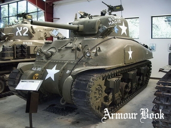 M4A1 Sherman [Walk Around]