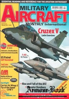 Military Aircraft Monthly International 2011-02 (Vol.10 No.02)