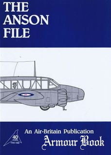 The Anson File [Air-Britain]