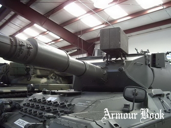 Leopard 1A4 [Walk Around]