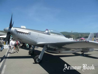 North American P-51H-5-NA Mustang [Walk Around]