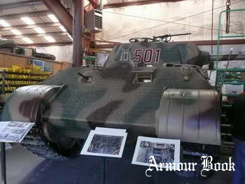 PzKpfw V Panther [Walk Around]