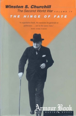Winston Churchill, The Second World War Vol. 4 The Hinge of Fate