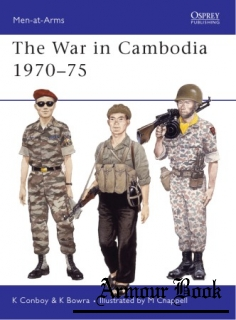 The War in Cambodia 1970-75 [Osprey Men-at-Arms 209]