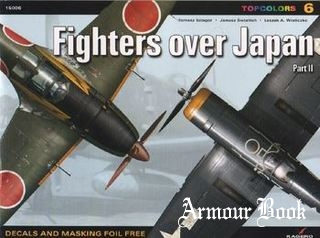 Fighters over Japan (Part II) [Kagero Topcolors 15006]