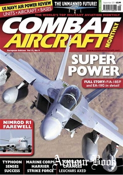 Combat Aircraft Monthly 2011-09 (Vol.12 No.9)