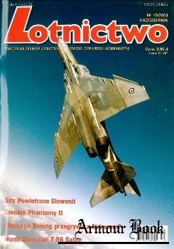 Lotnictwo 2004-10 [Magnum-X]
