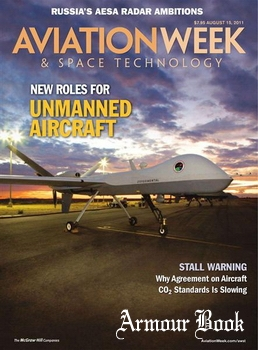 Aviation Week & Space Technology 15-08-2011