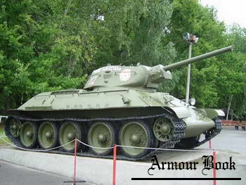 T-34-76 Model 1941 [Walk Around]