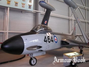 McDonnell F2H-3 Banshee [Walk Around]
