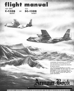 Flight Manual USAF Series C-130B Aircraft and USCG SC-130B Aircraft [Wallace Press Inc.]