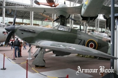 Hawker Hurricane Mk IIC [Walk Around]