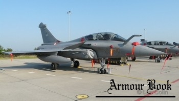 Rafale B Armee de l'Air TLP EBFS [Walk Around]