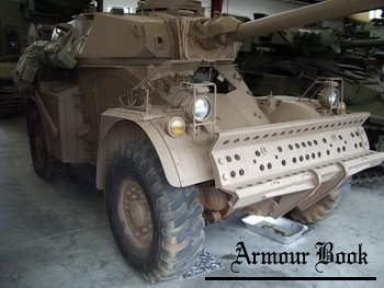 Panhard Eland 90 Mk.7 [Walk Around]