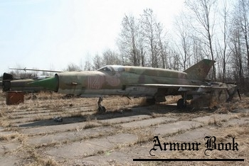 MiG-21MT Fishbed [Walk Around]