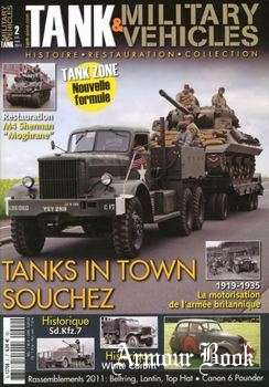 Tank & Military Vehicles №2 (2011-10/11)