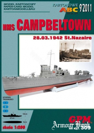 HMS Campbeltown  [GPM 309]