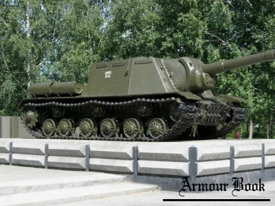ISU-152 [Walk Around]
