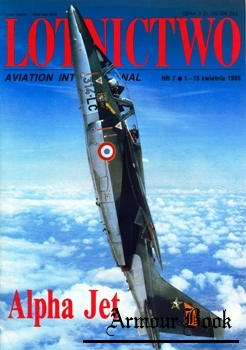 Lotnictwo Aviation International 1995-07