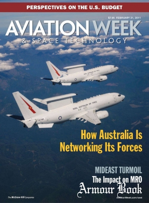 Aviation Week & Space Technology 21-02-2011
