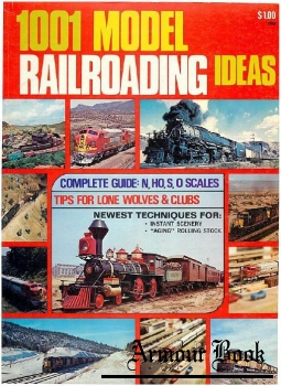 1001 Model Railroading Ideas 1967