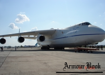 Antonov An-225 [Walk Around]