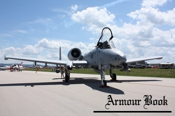 A-10C Thunderbolt II [Walk Around]