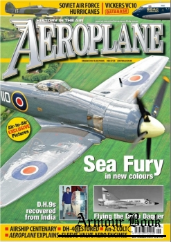 Aeroplane Monthly Magazine 2007-09
