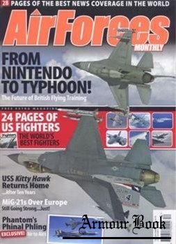 Air Forces Monthly 2008-12