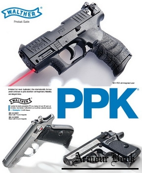 Walther Product Catalog 2012
