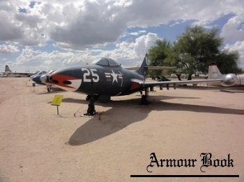 Grumman F9F-4 Panther [Walk Around]