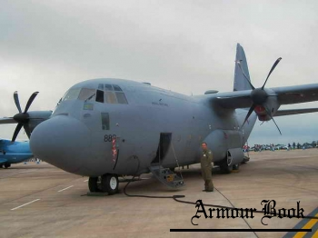 C-130J Hercules [Walk Around]